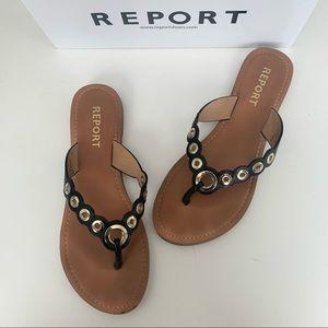 Report Slone Flip Flop Sandals